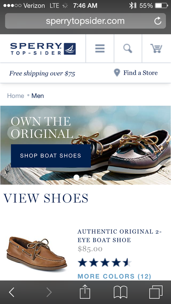 Boston Ecommerce Jobs Sperry Top Sider Director Ecommerce